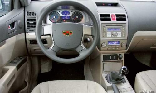 سيارة جيلي ايمجراند 2015