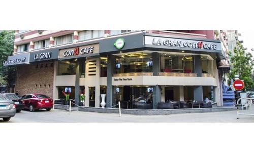 Conti cafe
