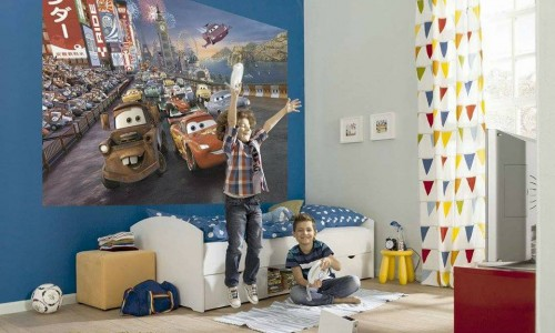 ورق حائط اطفال 3D