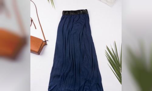 Black Belt Skirt
