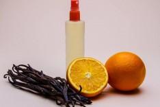 بودي سبلاش البرتقال والفانيليا الطبيعي