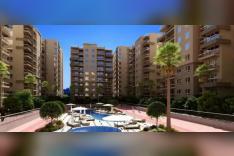 شقة للبيع بكمبوند تيجان - زهراء المعادي