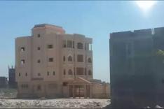 قطعه ارض ١٨٠متر خلف مستشفى الشيخ خطوات من كارفور