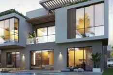 """Villa """"twin house"""" compound la verde for sale Reservation 5%"""