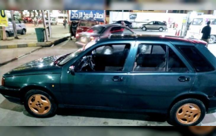 سيارة فيات تيبو موديل 1993 حالة فابريكة للبيع دوبارتر