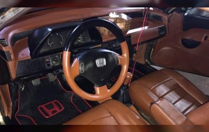 سيارة هوندا سيفيك موديل 1985 حالة ممتازة للبيع Dubarter